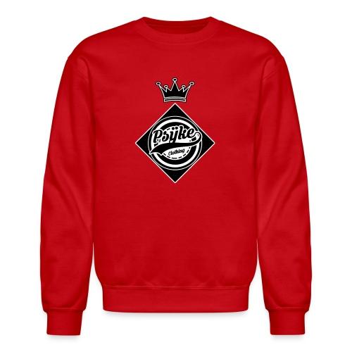 Psÿke Crown Logo - Crewneck Sweatshirt