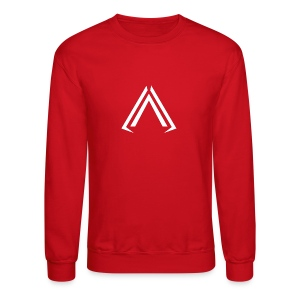 Arise Solid White - Crewneck Sweatshirt