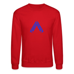 Arise Solid Blue - Crewneck Sweatshirt
