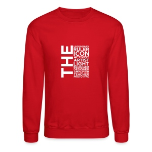 The Ruler Collection - Crewneck Sweatshirt