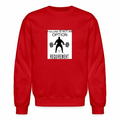 gym - Crewneck Sweatshirt