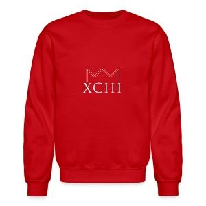 XCIII - Crewneck Sweatshirt