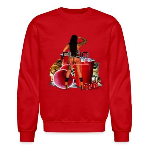 plug Life - Crewneck Sweatshirt
