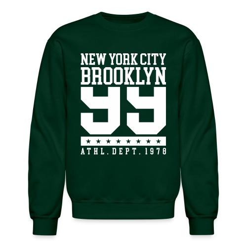 new york city brooklyn - Unisex Crewneck Sweatshirt