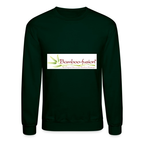 Bamboo-Fusion company - Unisex Crewneck Sweatshirt