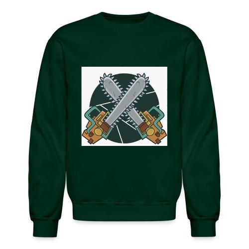 FIREWOOD FOR LIFE - Unisex Crewneck Sweatshirt
