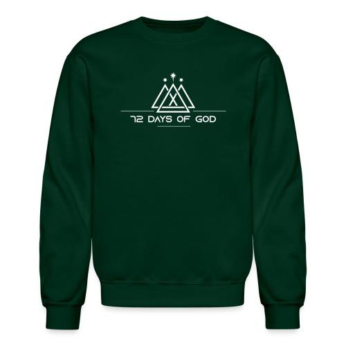 72 Days of God - Unisex Crewneck Sweatshirt
