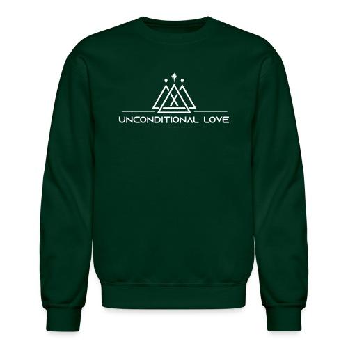 Unconditional Love - Unisex Crewneck Sweatshirt