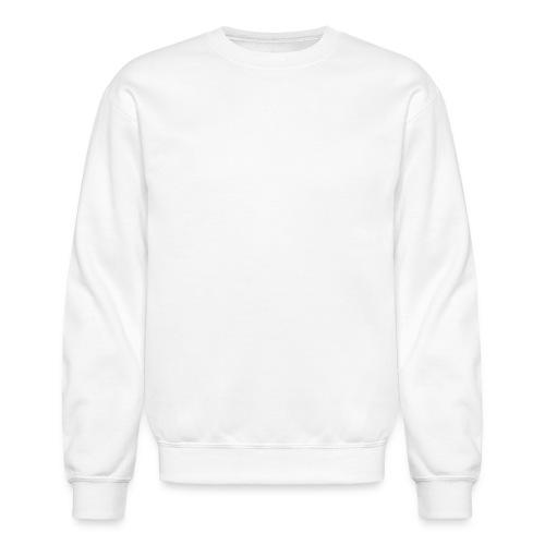 SEA_logo_WHITE_eps - Unisex Crewneck Sweatshirt