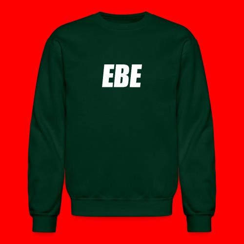EBE WHITE - Unisex Crewneck Sweatshirt