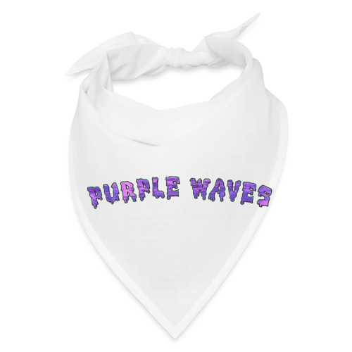 Purple Waves - Bandana