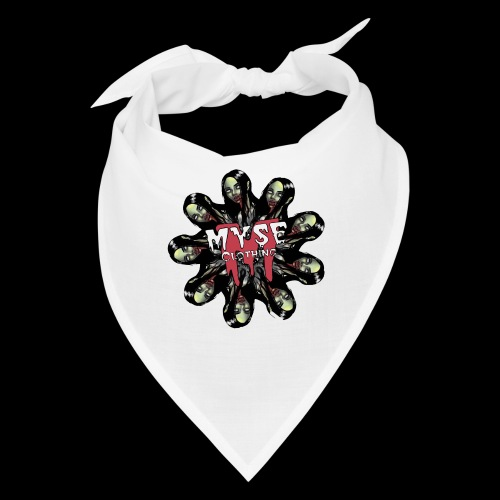 MYSE Clothing - zombie mandala - Bandana