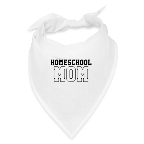 homeschoolmom - Bandana