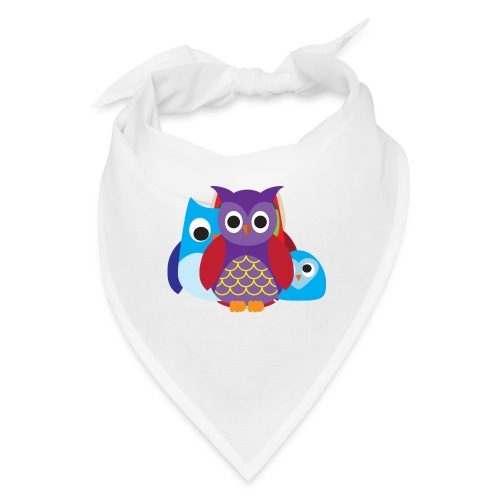 Cute Owls Eyes - Bandana
