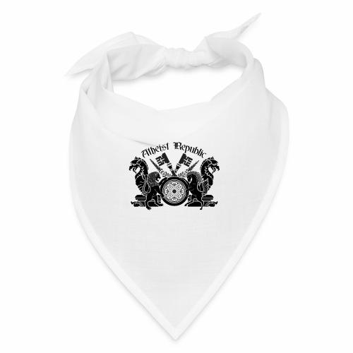 Atheist Republic Logo - Key Emblem - Bandana