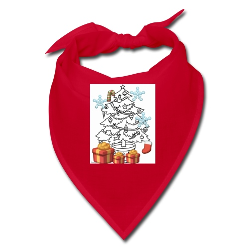 Christmas is here!! - Bandana