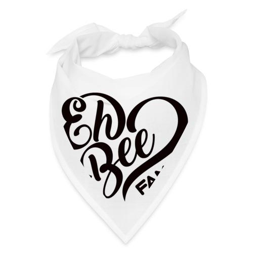 EhBeeBlackLRG - Bandana