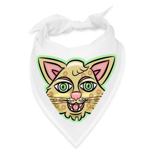 Happy Cat Gold - Bandana