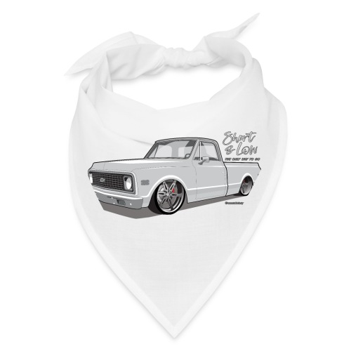 Short & Low C10 - Bandana