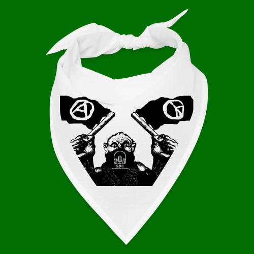 anarchy and peace - Bandana