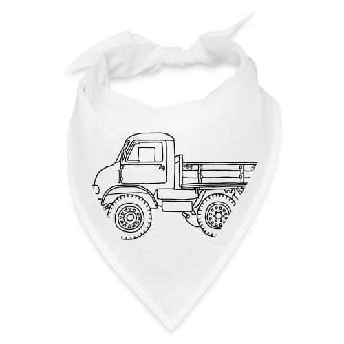 Off-road truck, transporter - Bandana