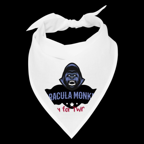 here come DRACULA MONKEY! - Bandana