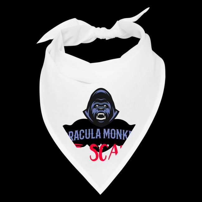 HE SCARY! BEHOLD: DRACULA MONKEY!