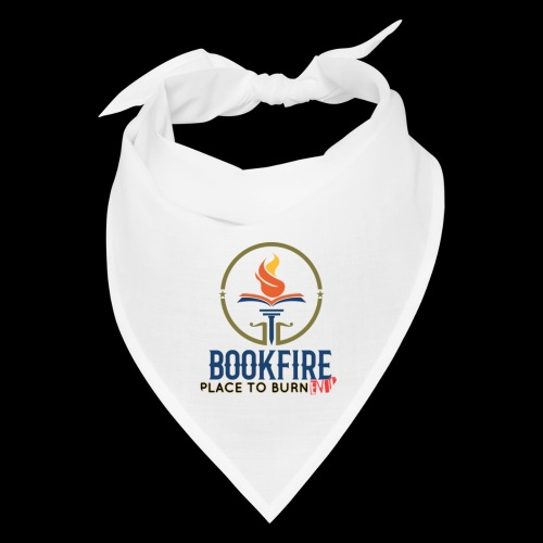 Drop by BOOKFIRE... a safe place to dispose evil! - Bandana