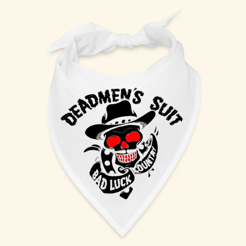 Deadmen's Suit Bad Luck#Skull - Bandana