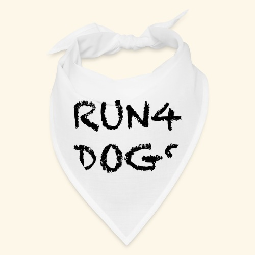 RUN4DOGS NAME - Bandana