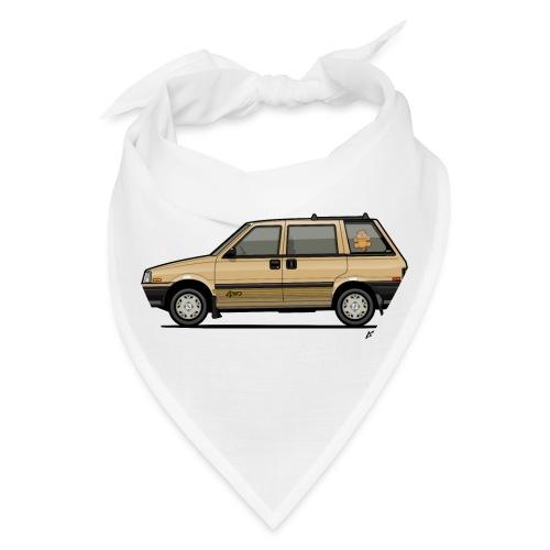 Nissan Stanza 4wd Multi Wagon Datsun Prairie Gold - Bandana