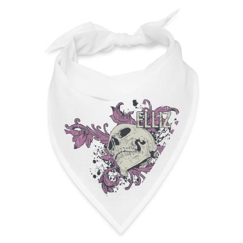 Ornamental Skull Bandana - Bandana