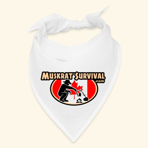Muskrat Badge 2020 - Bandana