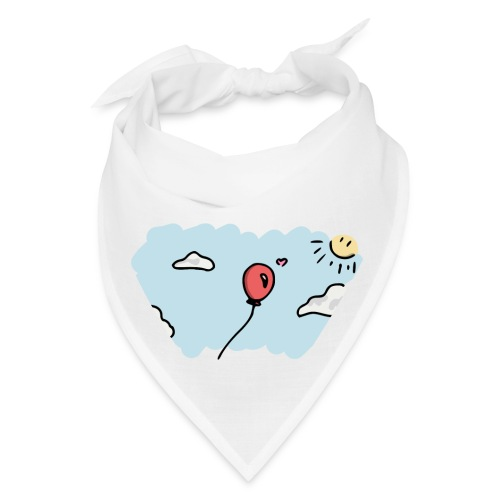 Balloon in Love - Bandana