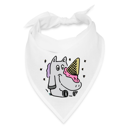 Ice Cream Unicorn - Bandana