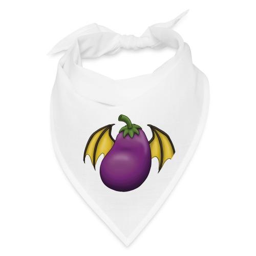 Eggplant Logo - Bandana