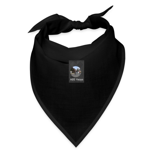 ABSYeoys merchandise - Bandana