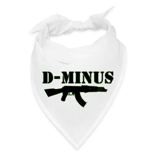 dminus logo ak47 - Bandana