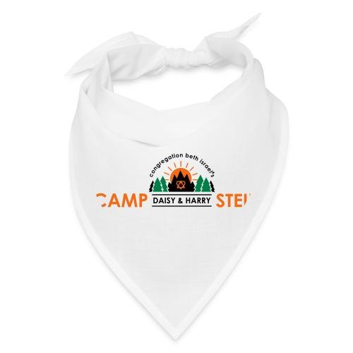 campstein horiz 4color - Bandana