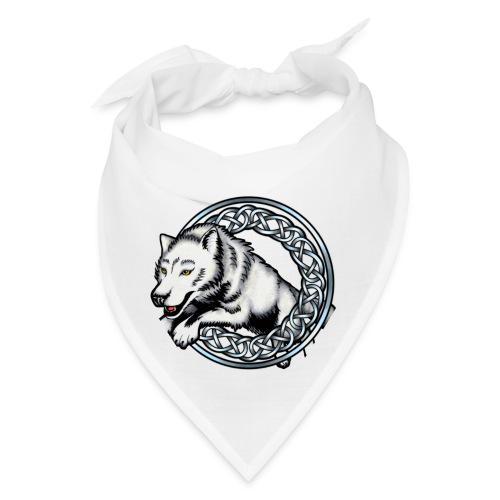 wolfleapingcircle - Bandana
