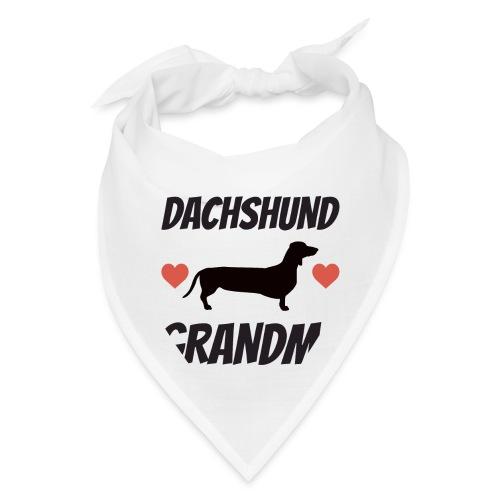 Dachshund Grandma - Bandana