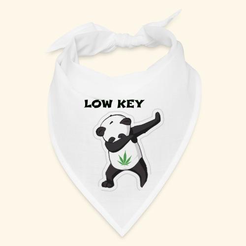 LOW KEY DAB BEAR - Bandana