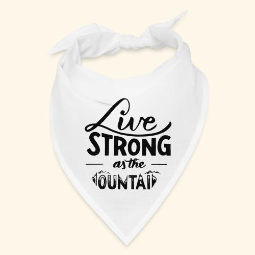 LIVE STRONG - Bandana