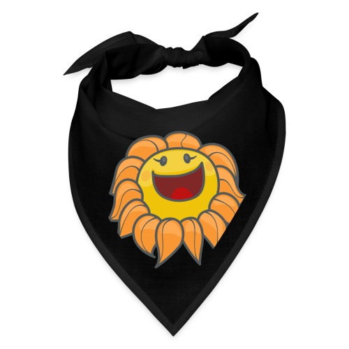 Happy sunflower - Bandana