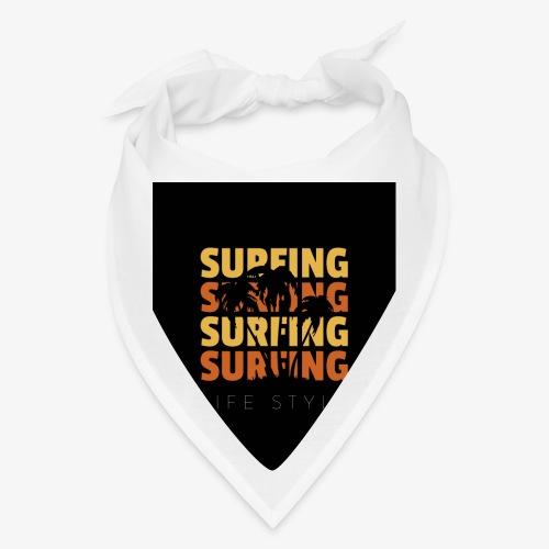 Surfing Life Style - Bandana