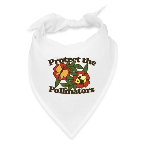 Protect the pollinators - Bandana