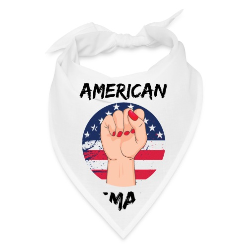 American Fimale apparel - Bandana