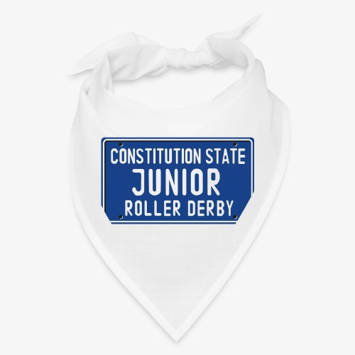 Constitution State Junior Roller Derby - Bandana