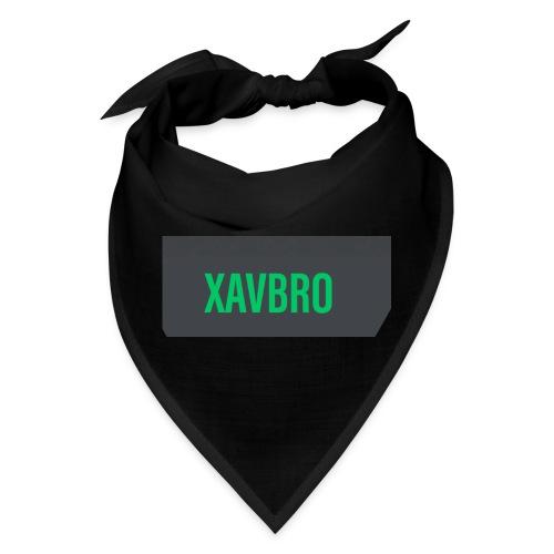 xavbro green logo - Bandana