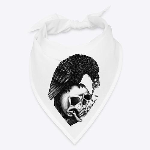 Skull Crow - Bandana